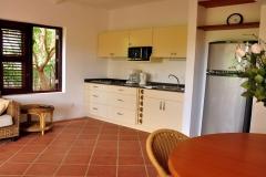 Küche-Wohnung